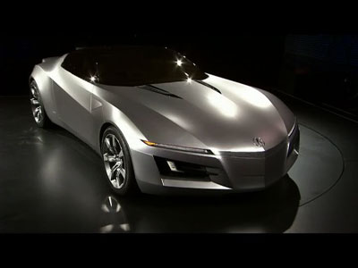 ... Acura Nsx Advanced Sports Car Concept ...