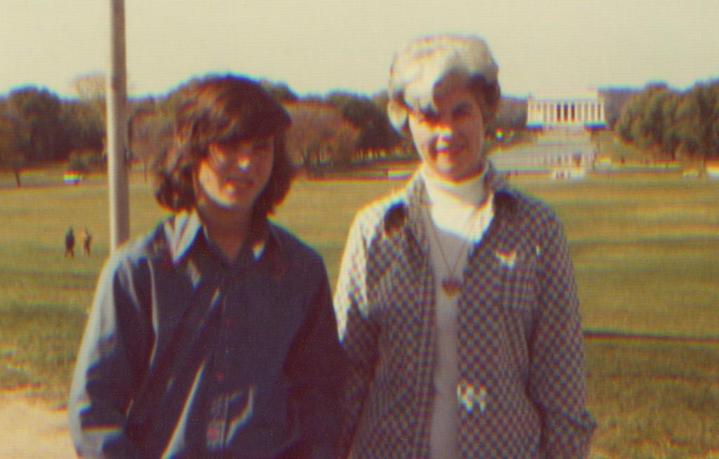 JP & Mom, '73