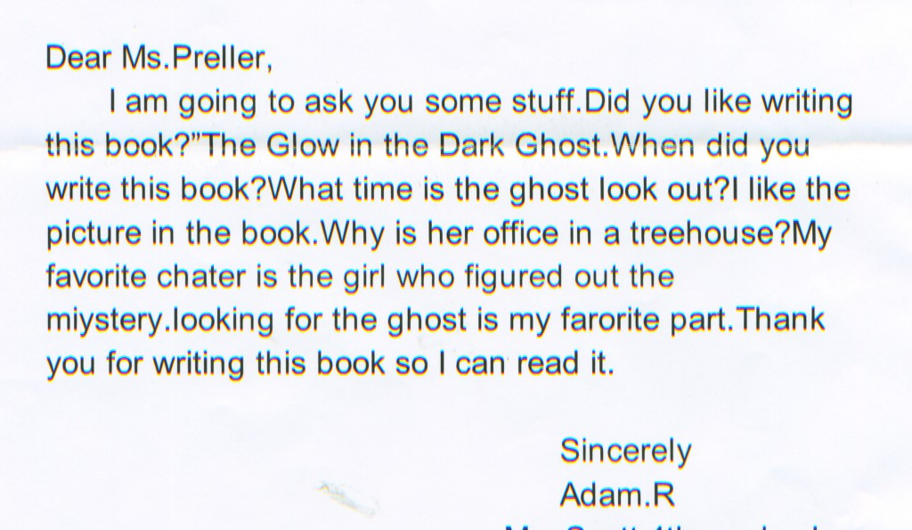 Adam:Fan Mail