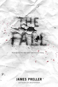 "I'm excited to discuss my brand new book, THE FALL. ""A heartbreaking and beautiful story about friendship, bullying, and the aftermath of all of it."" -- Expresso Reads."