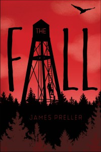 The new paperback cover to THE FALL (September 2016). Now available only in hardcover.