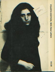 The righteously indignant poet Diane Di Prima. Photo by James Oliver Mitchell.