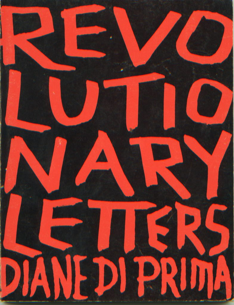 Cover design by Lawrence Ferlinghetti.