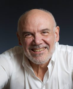 Bruce Coville - credit Charles Wainwright