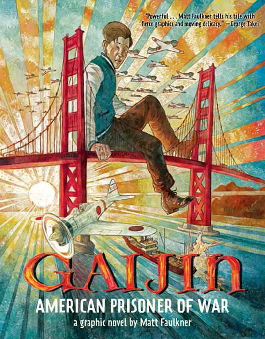 GAIJIN cover