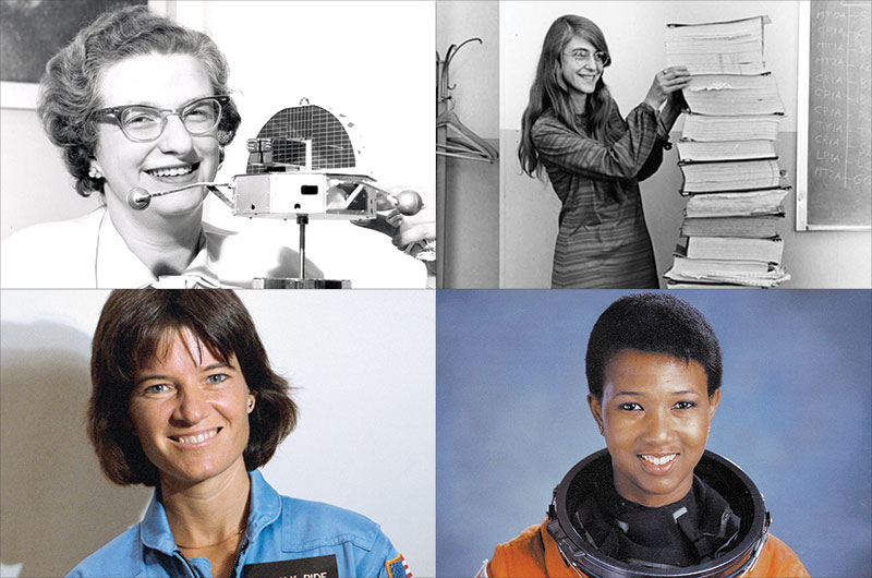 The real women pioneers who inspired the Legos.